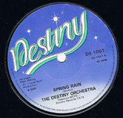 The Destiny Orchestra Spring Rain Destiny
